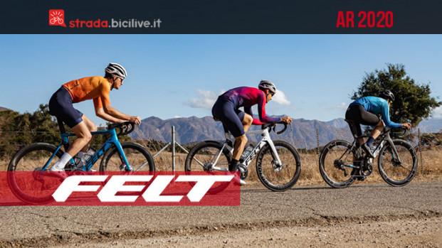 Felt AR 2020: dagli States la nuova bici aerodinamica