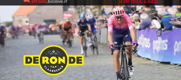 Giro delle Fiandre 2020: il 5 aprile la 104a edizione?