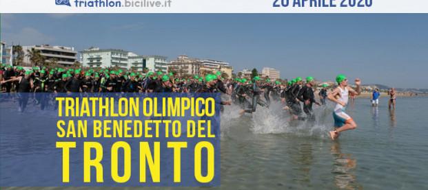 Triathlon Olimpico Città di San Benedetto del Tronto 2020