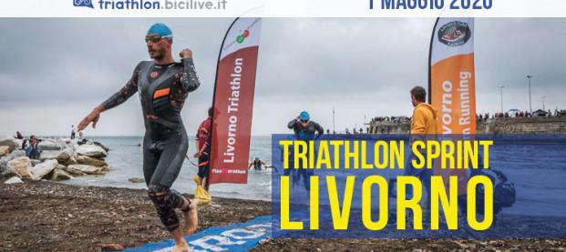Triathlon Sprint Rank Città di Livorno: 1 maggio 2020