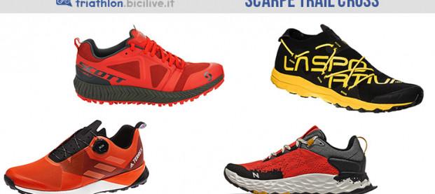 Le scarpe da trail per il cross triathlon: guida all'acquisto