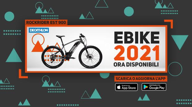 APP DELLE BICI ELETTRICHE 2021:<br />la prima App che ti guida alla scelta delle Ebike