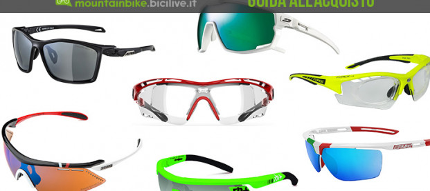 Occhiali da vista e mountain bike: una guida all'acquisto