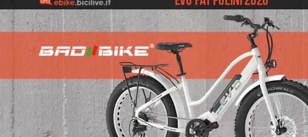 Bad Bike EVO Polini, la prima ebike fat con motore centrale italiano