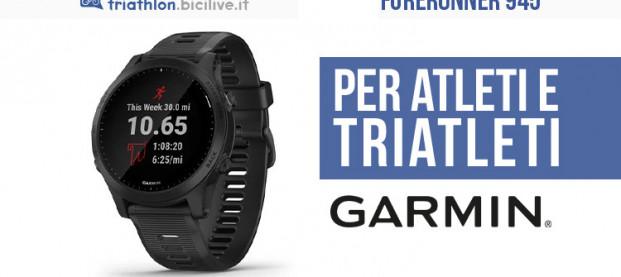 Garmin Forerunner 945: tante funzioni al tuo polso di atleta