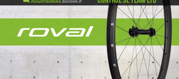 Roval Control SL Team LTD, ruote superleggere garantite a vita