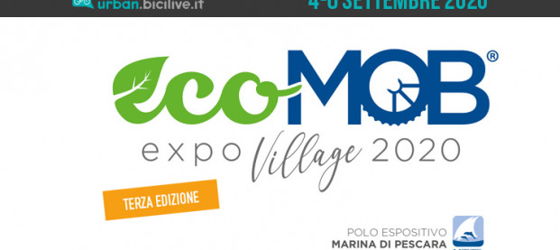 EcoMob Expo Village 2020: al via dal 4 al 6 settembre
