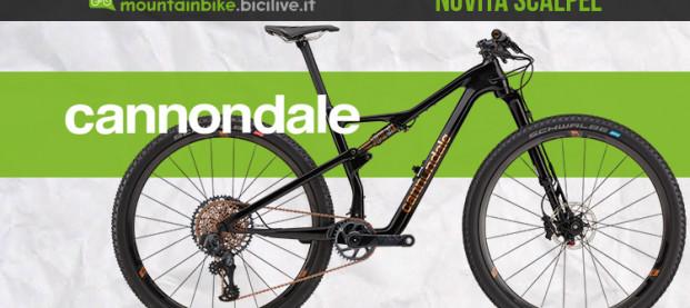 Le nuove mtb Cannondale Scalpel Ultimate e Limited 2021