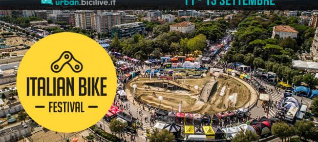 Italian Bike Festival 2020: dall'11 al 13 settembre a Rimini