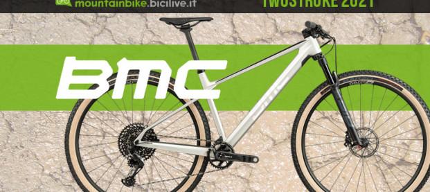 BMC Twostroke 2021, la nuova front aggressiva da XCO