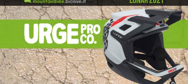 Urge BP Lunar: casco integrale eco-sostenibile da enduro