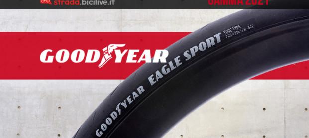 Goodyear 2021: nuova gamma di copertoni tubeless e non solo