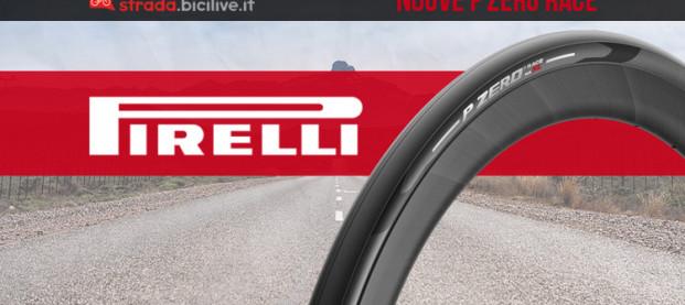 Pirelli presenta le coperture P Zero Race TLR e le P Zero Race TLR SL
