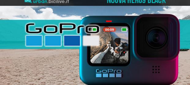 La nuova GoPro HERO9 Black, migliorata e ottimizzata in ogni aspetto