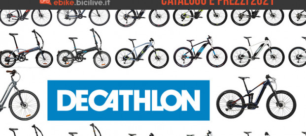 Le ebike Decathlon del 2021: catalogo e listino prezzi