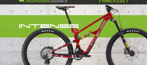Intense Primer 2021: la trail bike polivalente con geometrie variabili