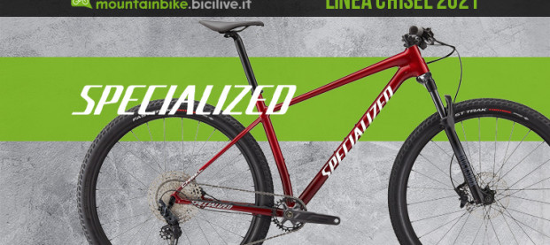 Specialized Chisel 2021: l'hardtail XC da gara in alluminio dal prezzo popolare