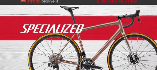 """Specialized S-Works Aethos: il """"peso leggero"""" del brand"""