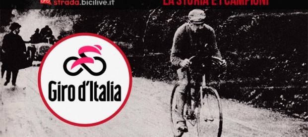 Giro d'Italia: storia e campioni della Corsa Rosa