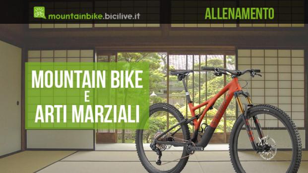 Mountain bike e arti marziali, per non dover combattere con la tua bici