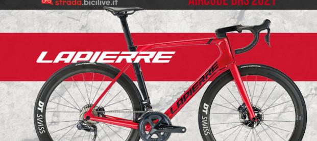 Lapierre Aircode DRS 2021: la nuova bici aero del Groupama-FDJ di Demare