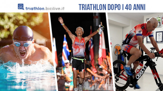 Praticare triathlon over 40: consigli ed errori da evitare