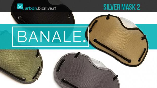 Silver Mask 2: la mascherina FFP2 più avanzata sul mercato?