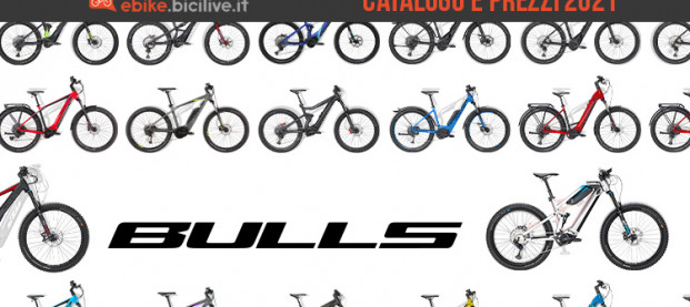 Bulls ebike 2021: il catalogo completo dei modelli e-MTB