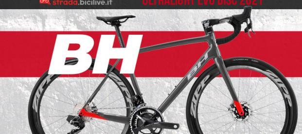BH Ultralight EVO Disc: la leggerezza al servizio del team Burgos-BH