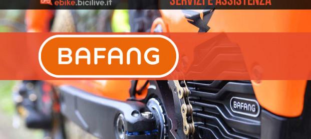 Nuovi servizi di assistenza per Bafang