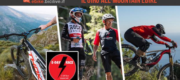 Il Giro d'Italia All-Mountain per ebike 2021