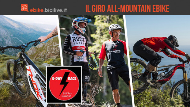 Il Giro d'Italia All-Mountain per ebike 2021