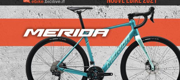 eScultura, eSpeeder ed eSilex: tre nuove e-bike 2021 di Merida