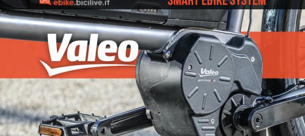 Valeo Smart e-Bike System: il motore con cambio automatico