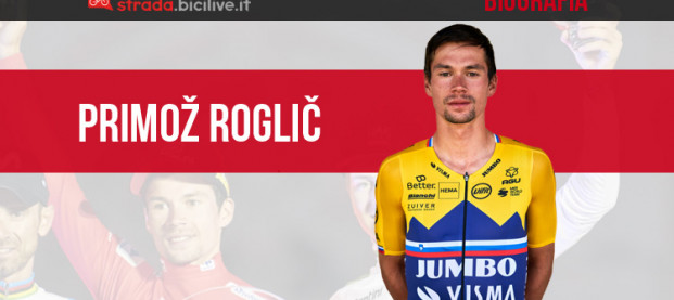 Primož Roglič, dai voli con gli sci a quelli sulle due ruote