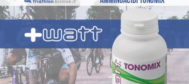 +Watt Tonomix: gli amminoacidi più puri