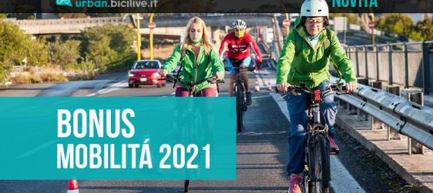 Buono mobilità/monopattini nel 2021? Ecco le novità