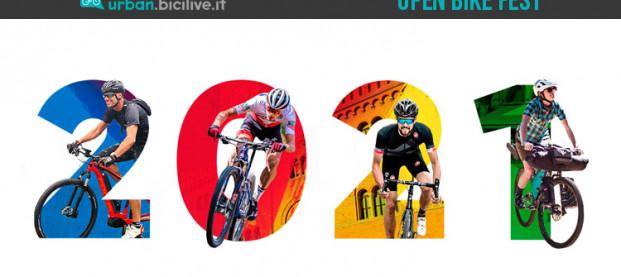 Open Bike Fest 2021: 11-13 giugno a Treviso