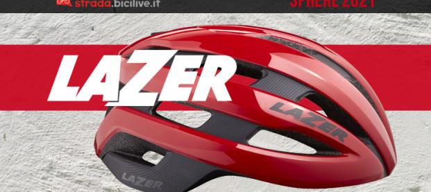 Il casco Lazer Sphere: ventilazione, comfort e sicurezza a 5 stelle