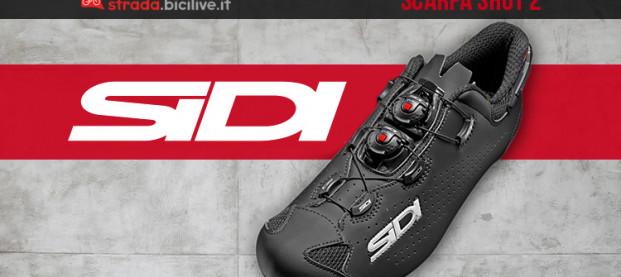 Sidi Shot 2: la scarpa dei professionisti confortevole e tecnologica