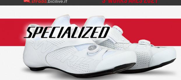 Specialized S-Works Ares: le nuove scarpe bdc del marchio USA