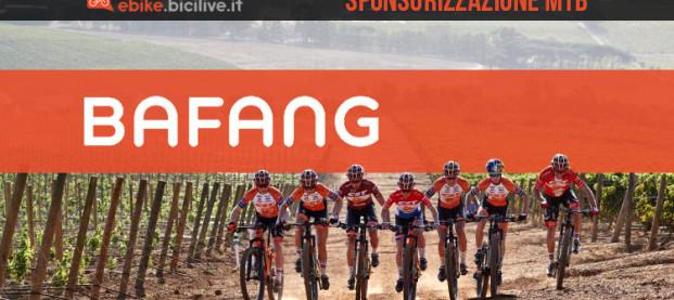 Bafang rinnova la partnership con il CST PostNL Bafang Mountain Bike Racing Team