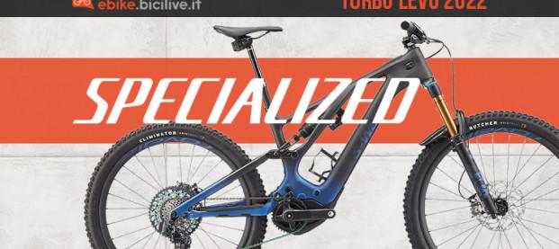 Specialized Turbo Levo 2022: nuova eMTB da enduro con geometrie variabili