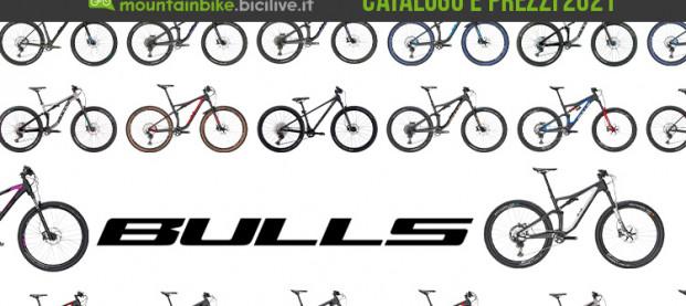 Catalogo MTB BULLS 2021: 80 modelli dall'XC all'enduro