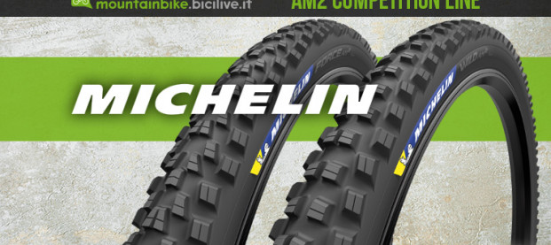 Nuovi pneumatici Michelin AM² Competition Line