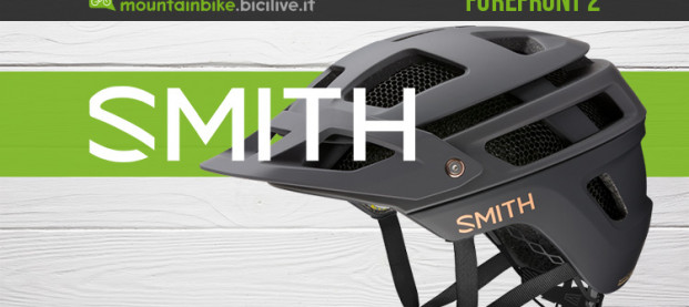 Il casco per mountain bike rider Smith Forefront 2