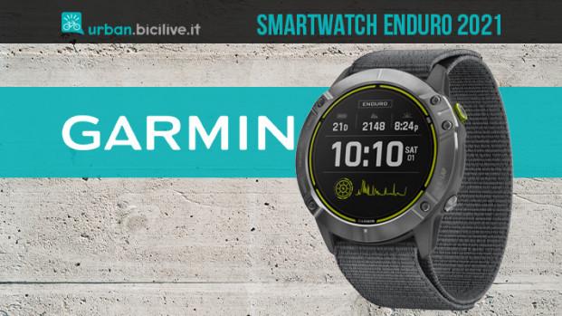 Il nuovo Garmin Enduro: innovazione e resistenza per gli atleti più esigenti