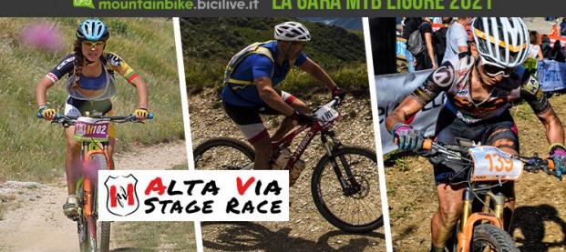 Alta Via Stage Race 2021: nuovo format gara con 8 tappe