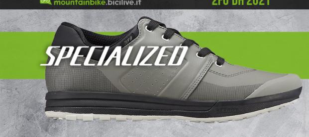 Specialized 2FO DH, le scarpe MTB per il gravity