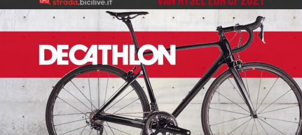 Van Rysel EDR CF 2021: la nuova bici da corsa di Decathlon